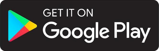 Google Play store download logo